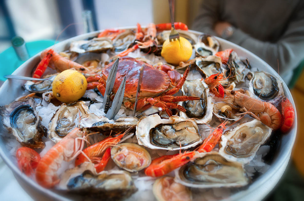 Five Places You'll Find the Best Seafood in Greece