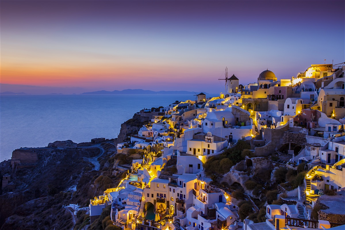 A Short Guide to Santorini