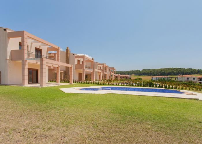 Townhouses Aloe in Sani Chalkidiki