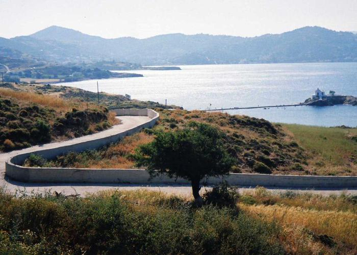 Land plot in Leros