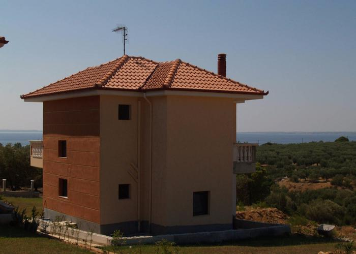 Townhouses Gerakina in Chalkidiki