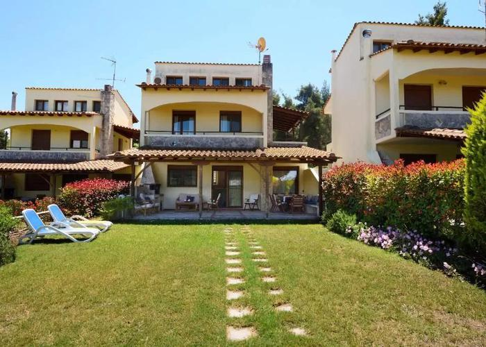 Townhouse in Sani Chalkidiki