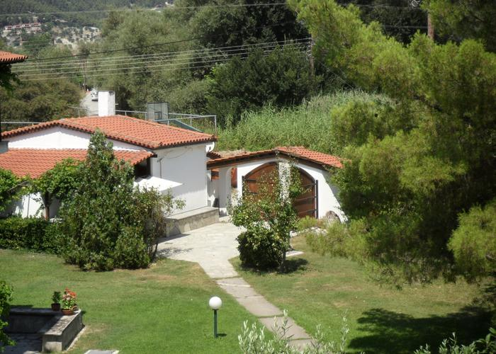 Townhouse Pirofania in Skala Fourkas