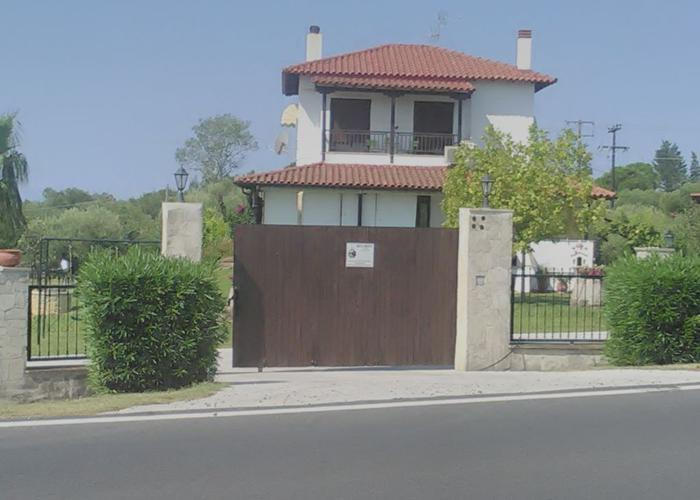 House in Chalkidiki