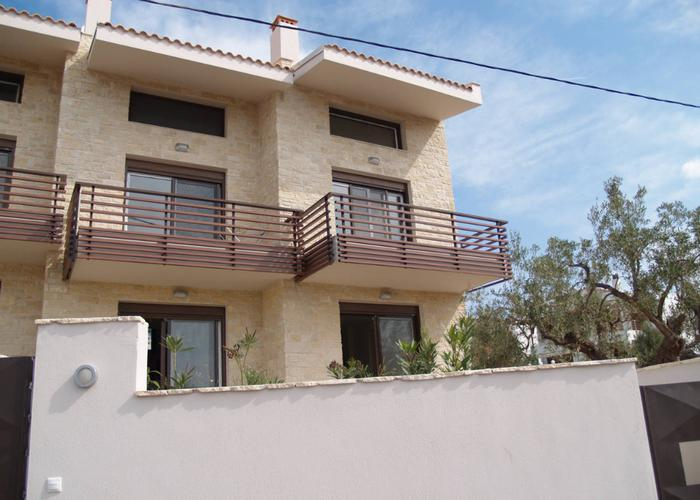 Townhouses Porto in Nikiti Sithonia