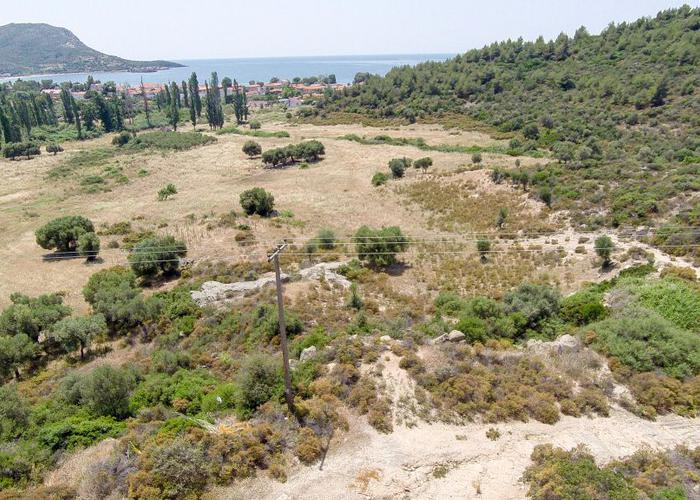 Land plot in Toroni Sithonia