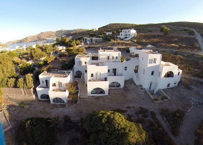House Nerio in Skala Patmos