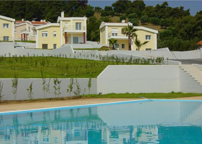Townhouses Crystall in Kassandra Chalkidiki