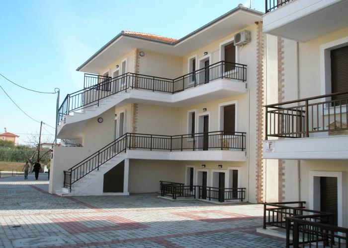 Apartments in Nikiti Chalkidiki