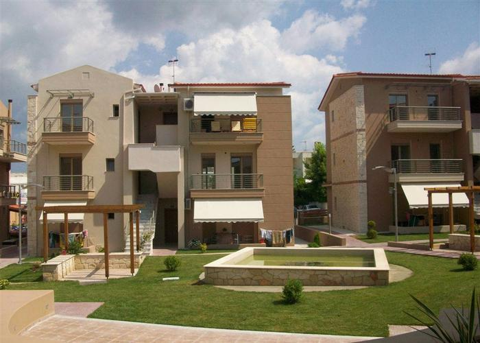 Apartments Chrysari In Chanioti Chalkidiki